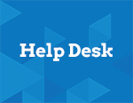 Help Desk button graphic