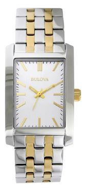 Bulova Corporate Collection Ladies' Two-Tone Bracelet Watch