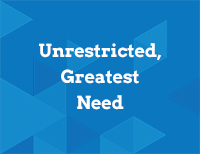 Unrestricted, Greatest Need