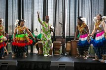 African Culture Connection at the International Fair